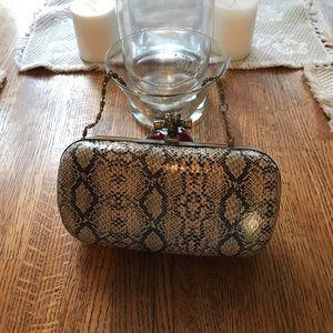 Small purse animal print